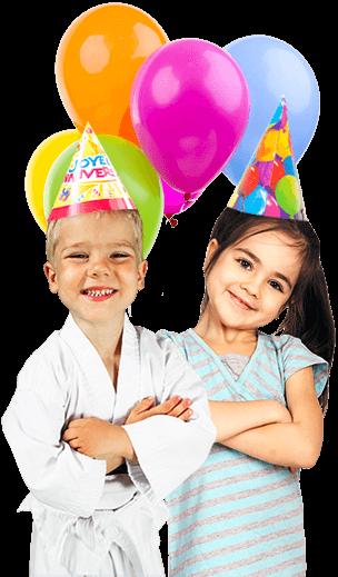 Martial Arts Pride Martial Arts - Birthday Parties