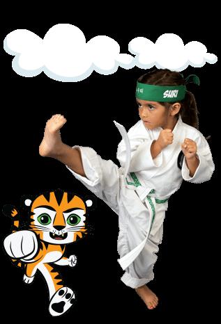 ATA Martial Arts Pride Martial Arts - ATA Tigers